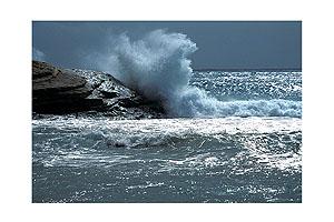 Storm in Amopi - Karpathos