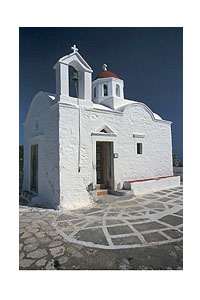 Ag. Kiriaki - small chapel near Pigadia