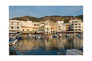 Pigadia - the capital of the greek island Karpathos