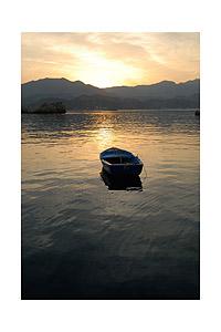 Pigadia - sunset