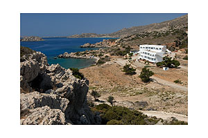 Fokia Beach Hotel on Karpathos