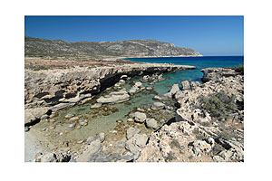 One of the hundred beaches of Karpathos