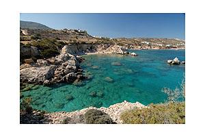 Coast near Amopi - Karpathos
