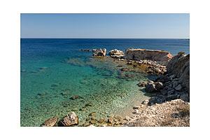 Paradise for snorkeling near Amopi
