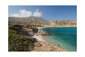 Mountain and Sea on Karpathos