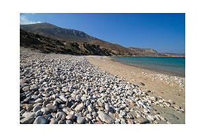 Beach near Taverna Poseidon